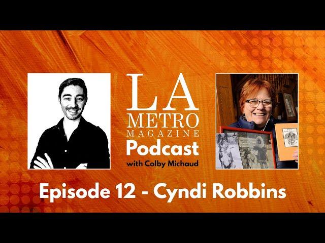 Episode 12 – Cyndi Robbins