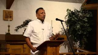Dr Pushparaj at Christ Tamil Church Chicago: Where is God? கடவுள் எங்கே? Tamil message OCT10 2015