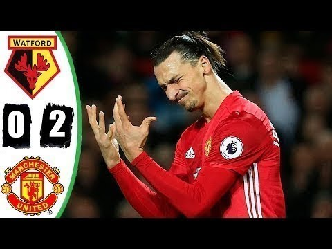 Watford vs Manchester United 0-2 ● Goals & Highlights