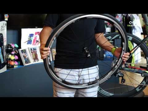 Elegir las ruedas para tu bicicleta