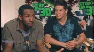 "Adam Sevani, tWitch, Legacy Interview ""Step Up 3D"""