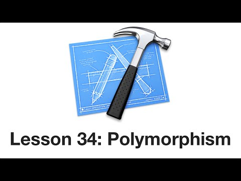 Objective-C Tutorials Lesson 34: Polymorphism