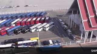 preview picture of video 'Royal Caribbean Asian Cruise: Port of Laem Chabang for Bangkok'