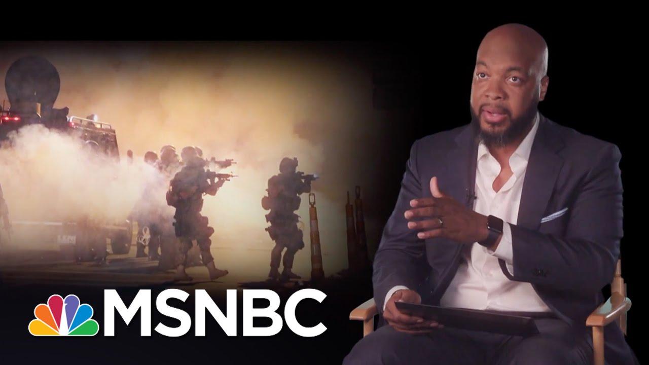 Trymaine Lee Remembers The Ferguson Protests | MSNBC thumbnail