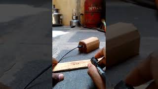 How to write on wood