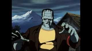 Monster Of Frankenstein (1981 TV Special) [English Dubbed]