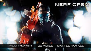 NERF WARFARE, NERF FORTNITE & NERF OPS 2 | Entire FPS 2018 Collection!