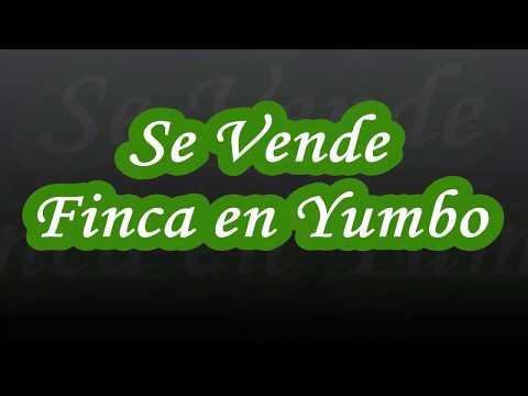Fincas y Casas Campestres, Venta, Yumbo - $400.000.000