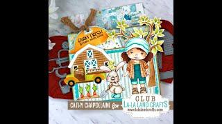 Club La-La Land Crafts May 2020 Kit Reveal