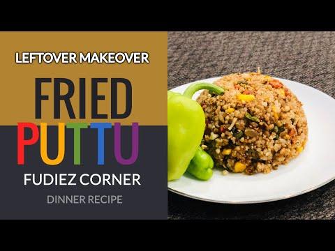 Fried Puttu