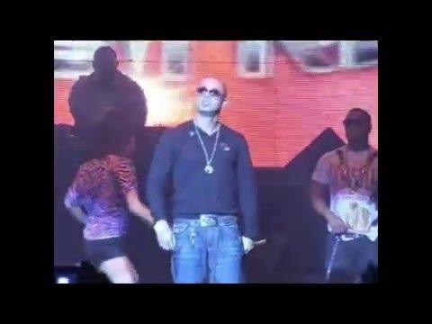 Wisin y Yandel video Ahora es - Luna Park 23/09/2008