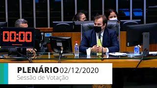 Plenário - Discussão e votação de propostas - 02/12/2020 13:55