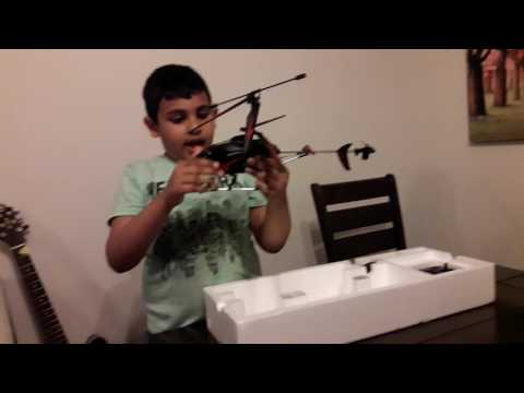 Heliway RC Helicopter review