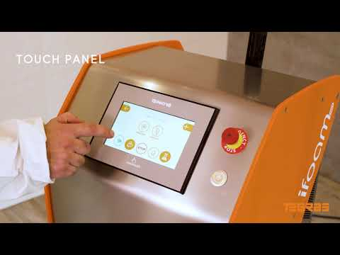 Ifoam Pro Gelişmiş Köpük Makinası