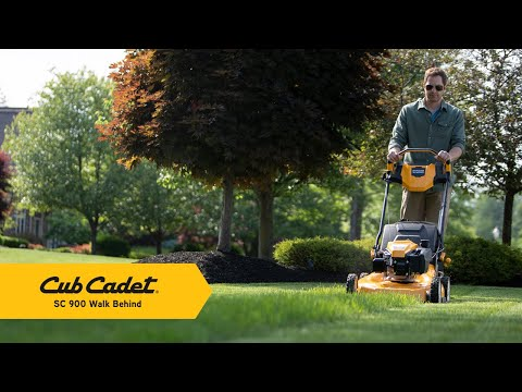 2019 Cub Cadet SC 900 23 in. Self Propelled in Aulander, North Carolina - Video 1