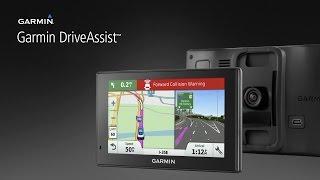 Garmin DriveAssist - pomoć ugrađene kamere!