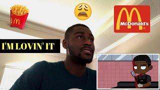 Status struggle/ Young Don the Sauce God: McDonald's part 1