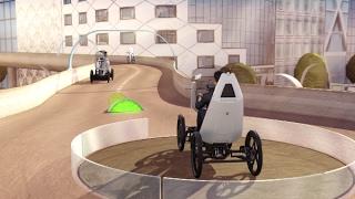 ARI BIO HYBRID CAR - Самые лучшие видео