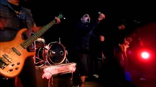 INDiE RiOT: ICH BIN GEIL - ROCK AGAINST ASS [TURBONEGRO TRIBUTE] [LIVE @ LA RESPUESTA, SANTURCE, PR]