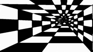 Video kaarten met optische Illusies, Vette optische Illusies