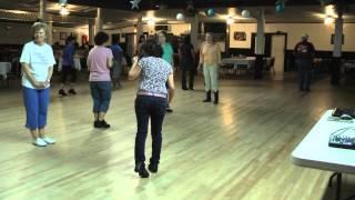 Linedance lesson Lightning Polka choreo. Peter Metelnick  Music Sin Wagon Dixie Chicks