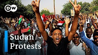 The End Of President Omar Al-Bashir? What's Going On In Sudan | DW News
