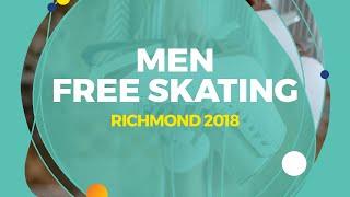 Petr Gumennik (RUS) | Men Free Skating | Richmond 2018