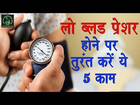 Standard der medizinischen Hilfe bei Hypertonie