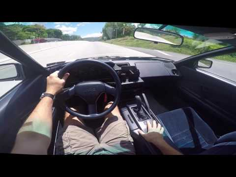 MR2 AW11 POV Drive
