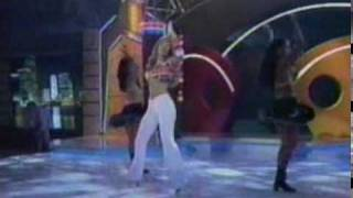 Thalia Amor a la Mexicana Sabado Gigante 1997