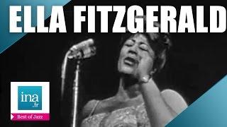 """Ella Fitzgerald """"Take the A train""""   Archive INA"""