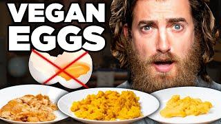 Vegan Egg Taste Test