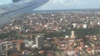 preview picture of video 'Decolagem no aeroporto de Santa Cruz de la Sierra na Bolívia'