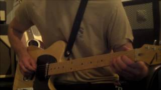 Alan Jackson - It must be love (Guitar cover)