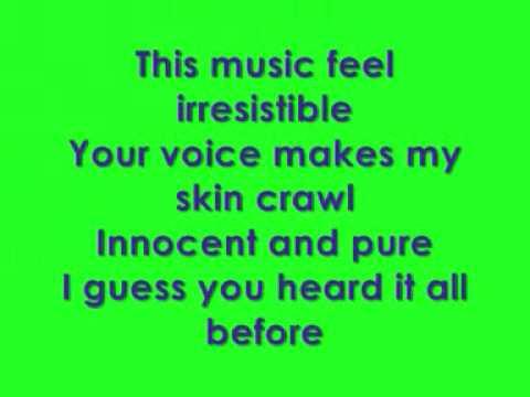 anouk-lost with lyrics