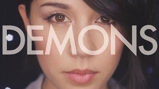 """Demons""   Imagine Dragons   Tyler Ward & Kina Grannis Cover   Music Video"