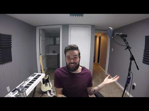 My online student, Taylor, talk about his transformation as a singer!