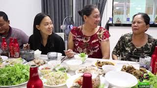 Vlog 860 ll Hội Tụ Gia Đình Tại Đà Nẵng Cực Vui- Bữa Cơm Xứ Quảng