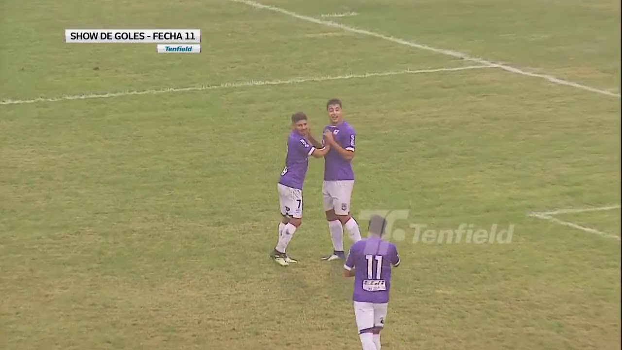 Apertura 2019 | Show de goles de la fecha 11 de Primera División