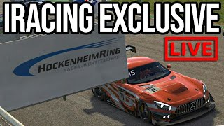 Trying Out Some Exclusive IRacing Content | Races After!