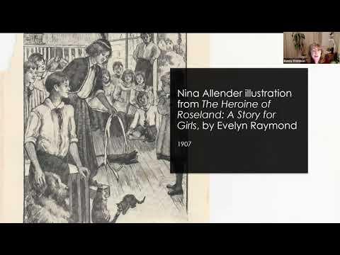 Nina Allender: Suffrage Cartoonist