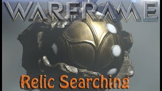Warframe - Relic Searching (Overlooked Feature)