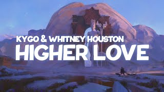 Kygo & Whitney Houston   Higher Love (Lyrics)