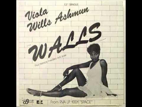 viola wills Ashmun walls 12inch 1983