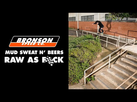 preview image for MUD SWEAT N' BEERS: RAW AF! Kimbel, Wallin and Wilson's Cross Country Excursion   Bronson Speed Co