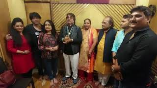 Mata Bhajan by music director Dilip sen, with singer Pamela Jain ji