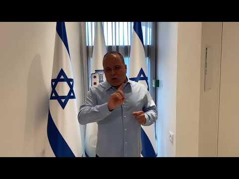 """רה""""ע אשקלון תוקף את הממשלה: נמאס • צפו"""