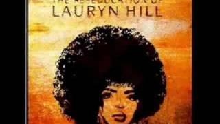 Ex-Factor Lauryn Hill (lyrics)