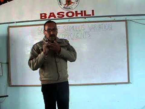 Lect. Mr. Parveen Singh