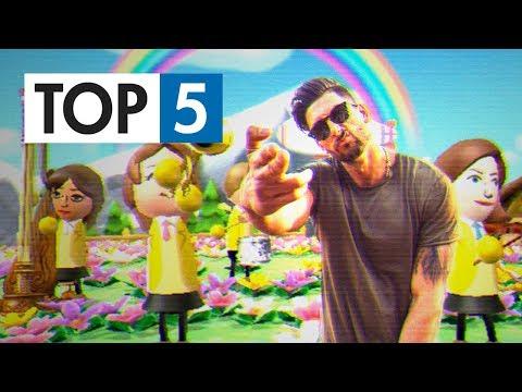 TOP 5 - Nejtrapnějších E3 momentů